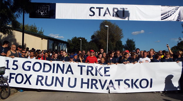 terry fox gimnazija bucar